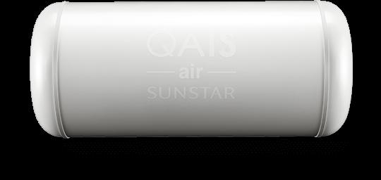 QAIS -air- 01 Pearl White